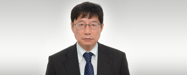 Shigeru Ushio, Secretary-General for the Seventh Tokyo International Conference on African Development, Japan